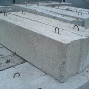 Фундаментные блоки сплошные-12-3-6Т